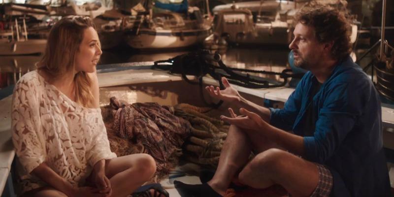 Il professor Cenerentolo: Laura Chiatti e Leonardo Pieraccioni in una scena del film