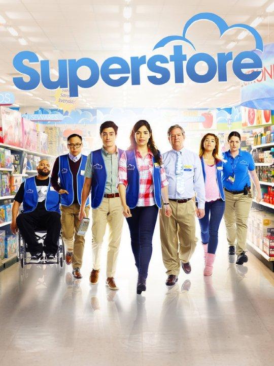 Superstore: la locandina della serie
