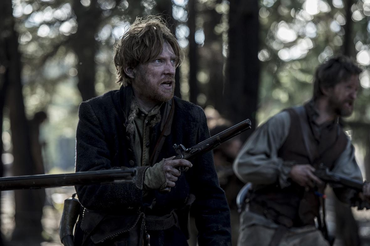 Revenant - Redivivo: Domhnall Gleeson in una foto del film