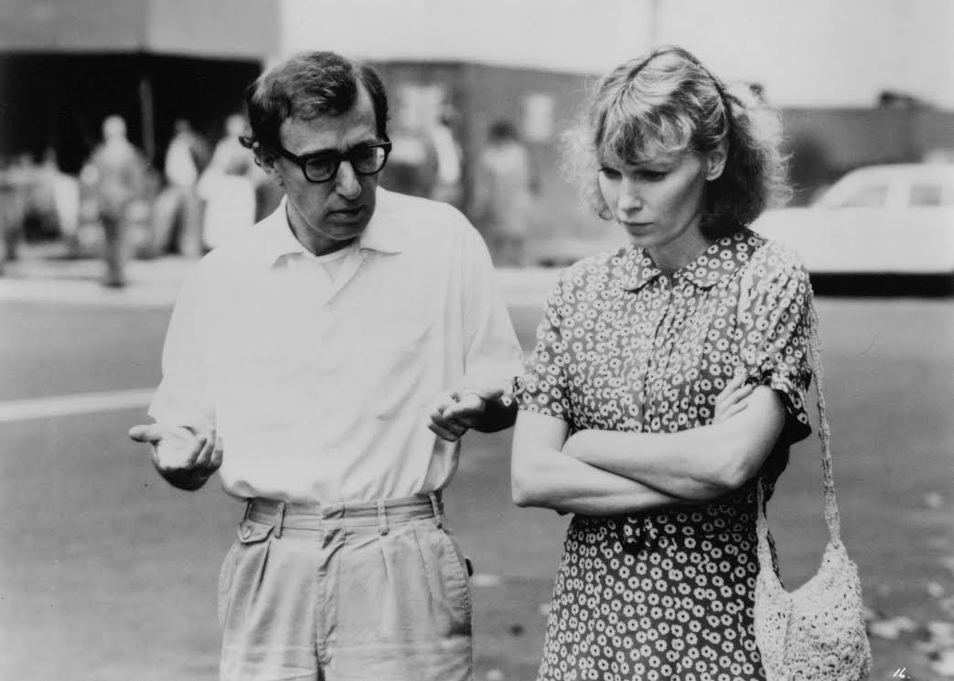 Hannah e le sue sorelle: una scena con Woody Allen e Mia Farrow