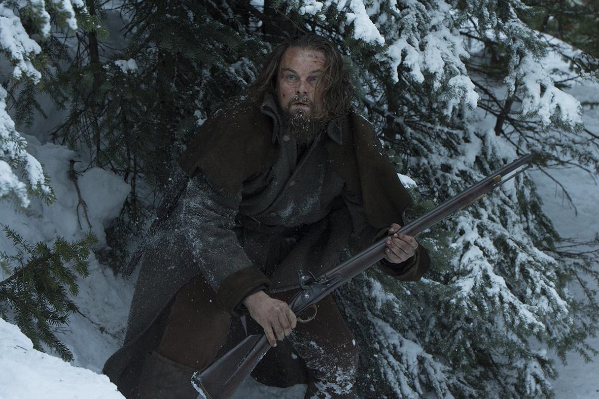 Revenant - Redivivo: Leonardo DiCaprio nel ruolo dell'esploratore Hugh Glass