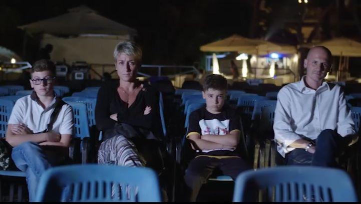 Jovanotti: Gli immortali, una scena tratta dal film
