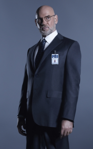 X-Files: una nuova immagine promozionale di Mitch Pileggi