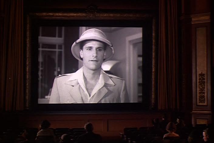 La rosa purpurea del Cairo: una celebre scena con Jeff Daniels