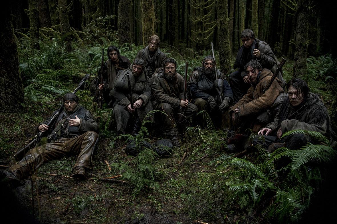 Revenant - Redivivo: il cast sul set del film di Iñárritu