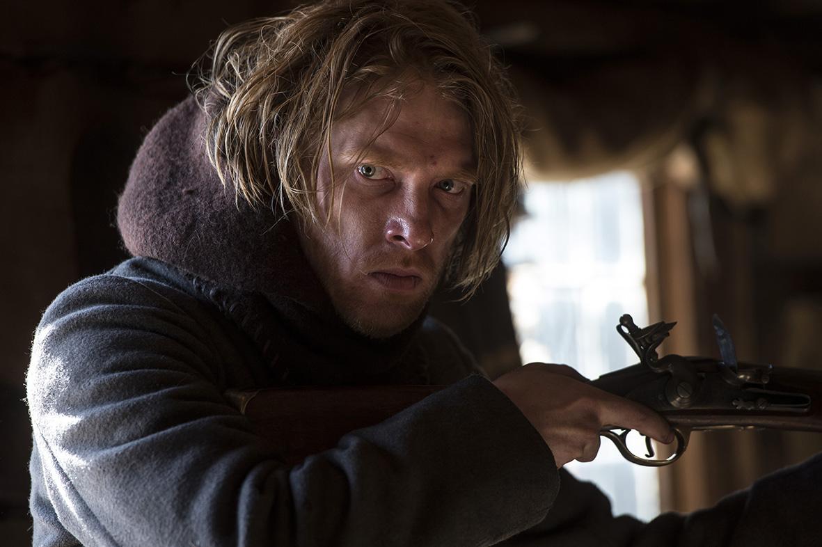 Revenant - Redivivo: Domnhall Gleeson in una foto del film