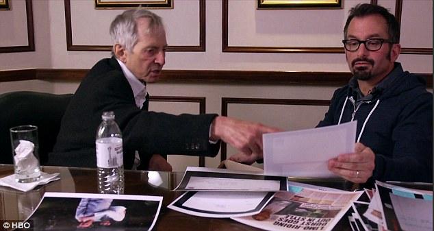 The Jinx: The Life and Deaths of Robert Durst - Una foto promozionale della serie-documentario della HBO