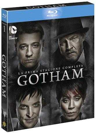 Il blu-ray di Gotham