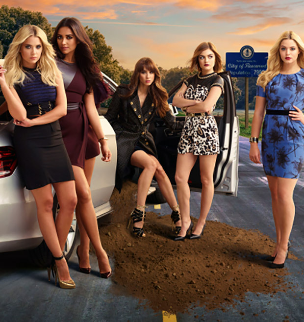 Pretty Little Liars: un'immagine promozionale della sesta stagione