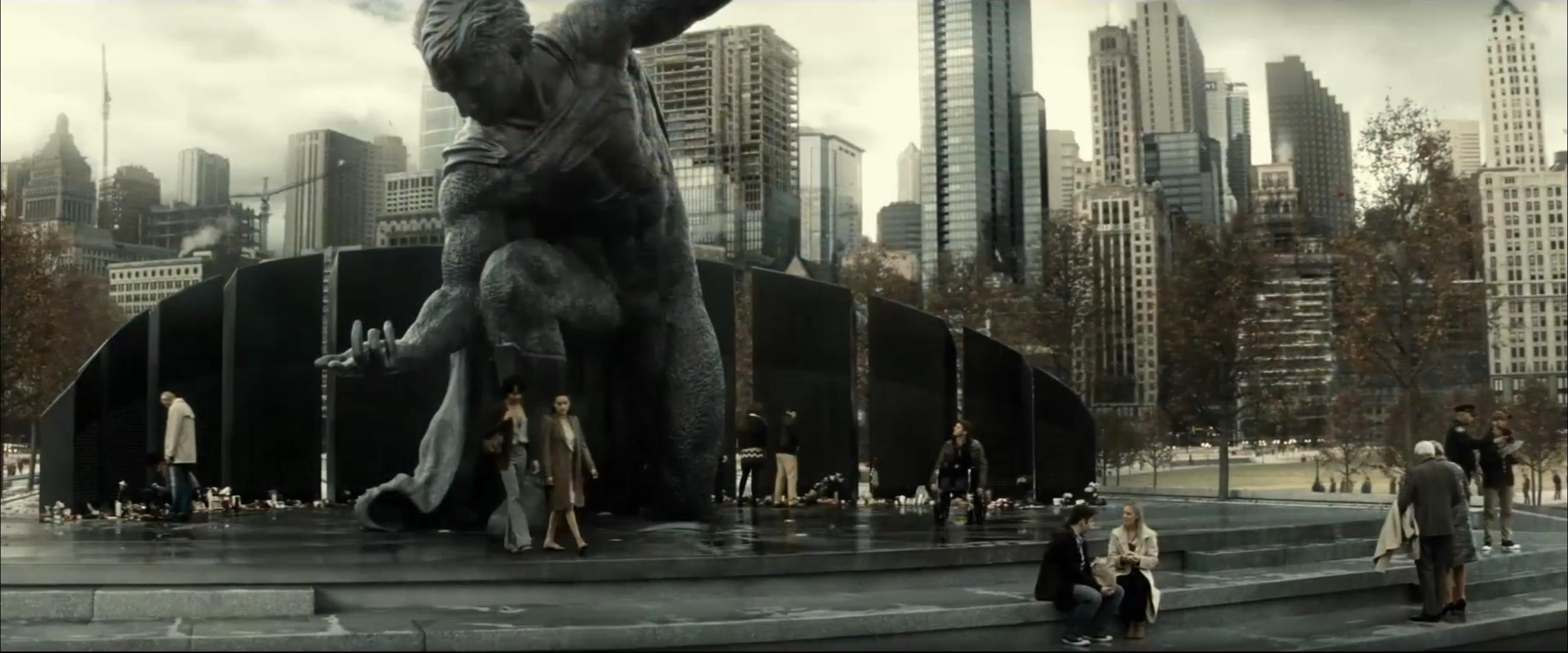 Batman v Superman: un momento del nuovo trailer