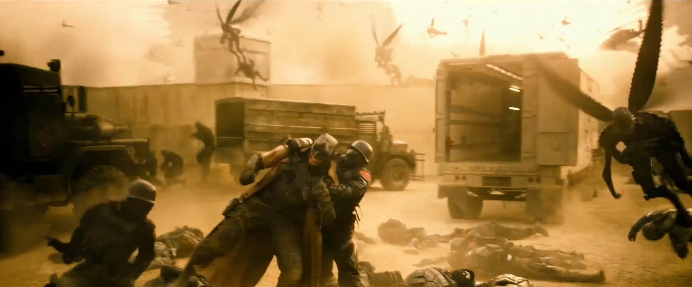 Batman v Superman: una scena d'azione del nuovo trailer