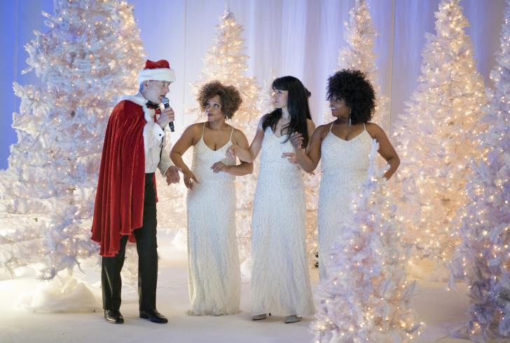 A Very Murray Christmas: Bill Murray e le cantanti dello speciale