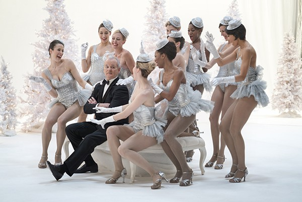 A Very Murray Christmas: l'attore Bill Murray in una foto dello speciale diretto da Sofia Coppola