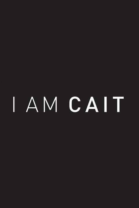 I Am Cait: il poster per la serie