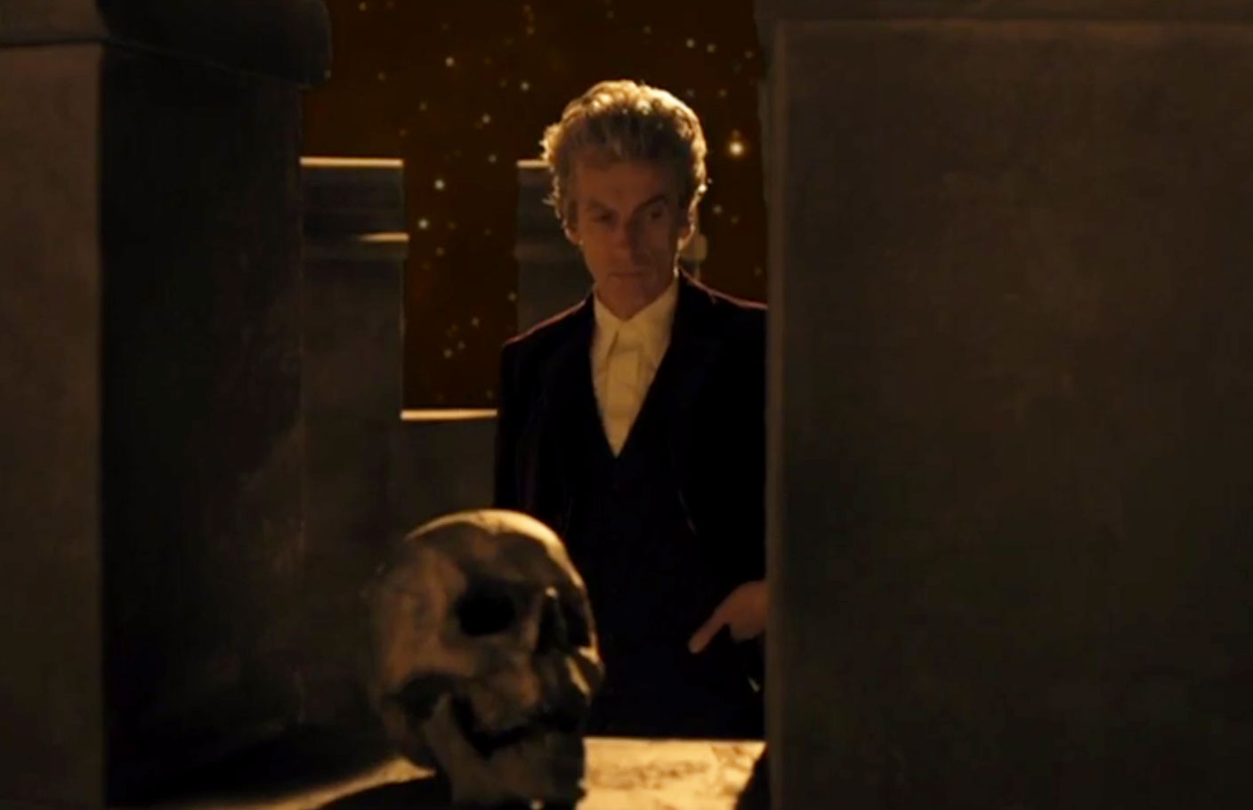 Doctor Who: Peter Capaldi in Heaven Sent
