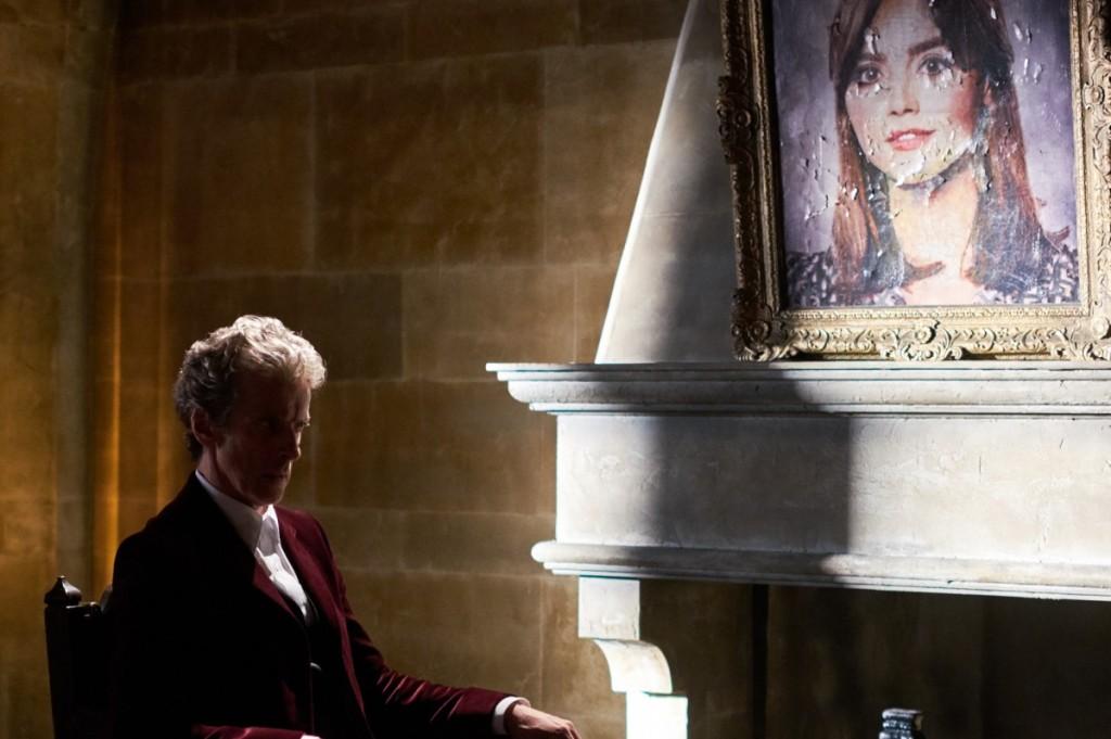 Doctor Who: Peter Capaldi interpreta il Dottore in Heaven Sent