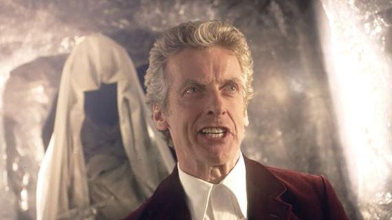 Doctor Who: Peter Capaldi in un'immagine di Heaven Sent