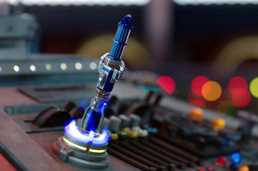 Doctor Who: il nuovo cacciavite sonico del Dottore presentato in Hell Bent