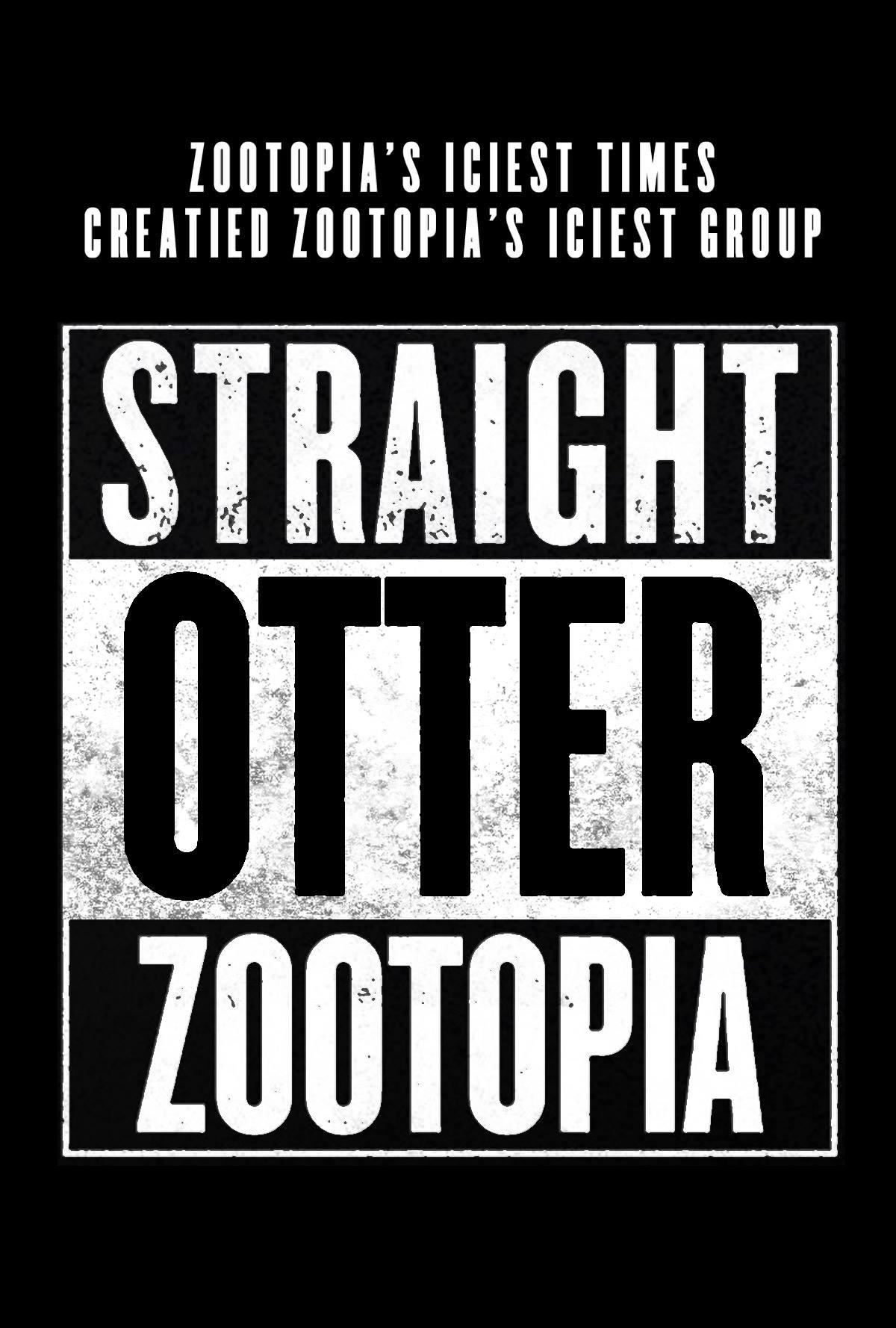 Zootropolis: la locandina ispirata a Straight Outta Compton