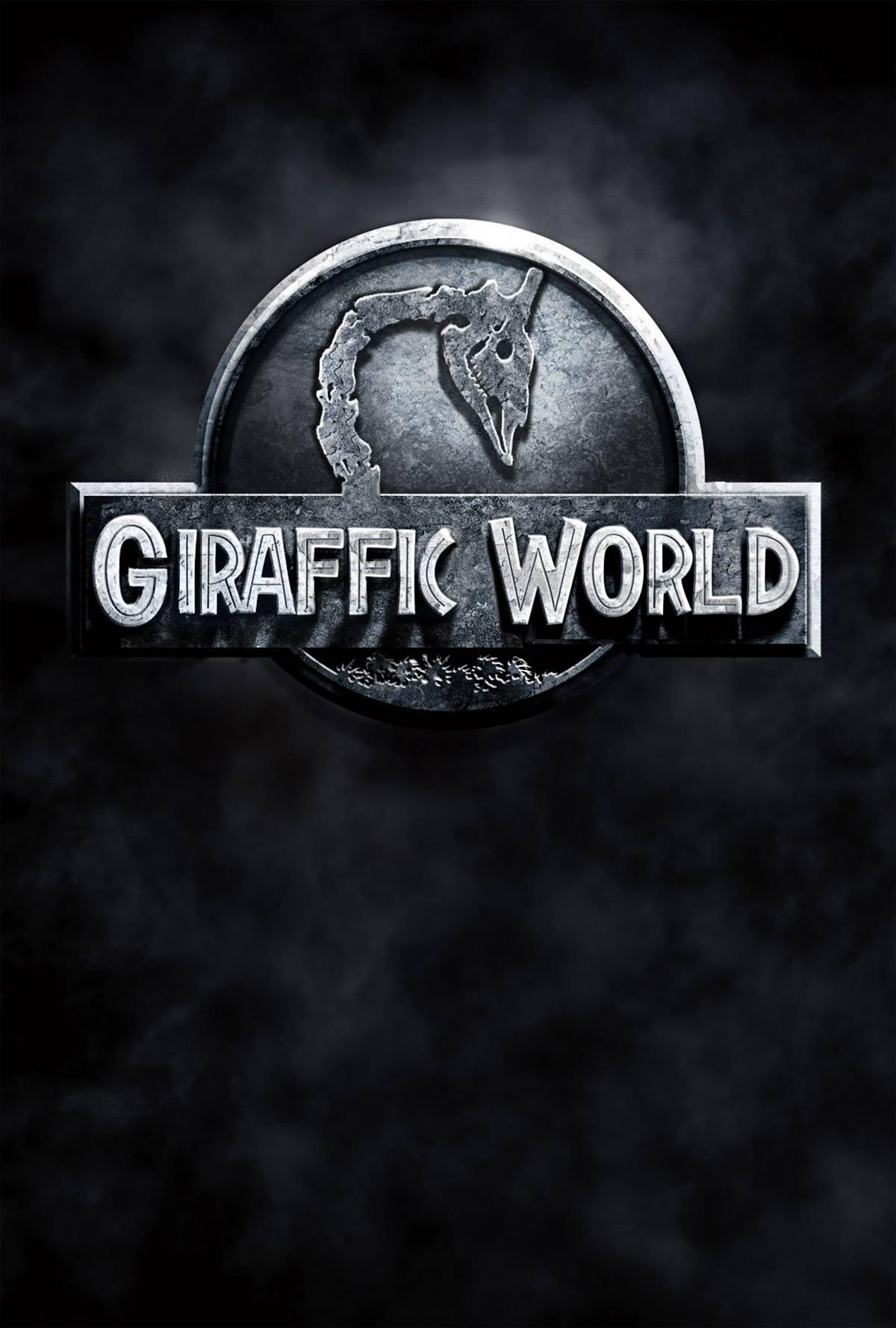 Zootropolis: il poster ispirato a Jurassic World