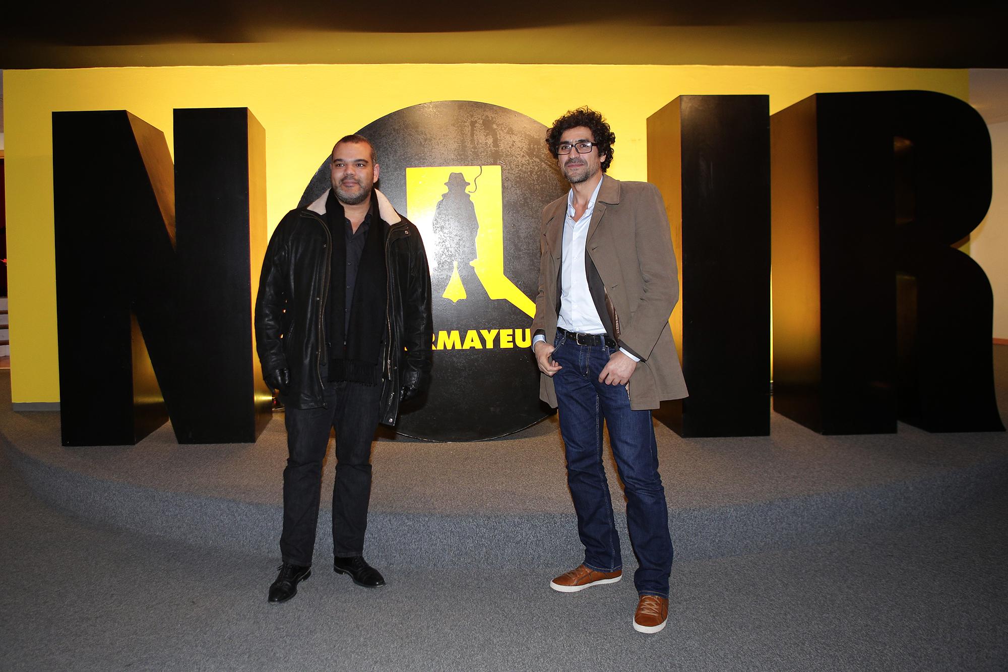 Cherif: Abdelhafid Metalsi e Lionel Olenga a Courmayeur 2015