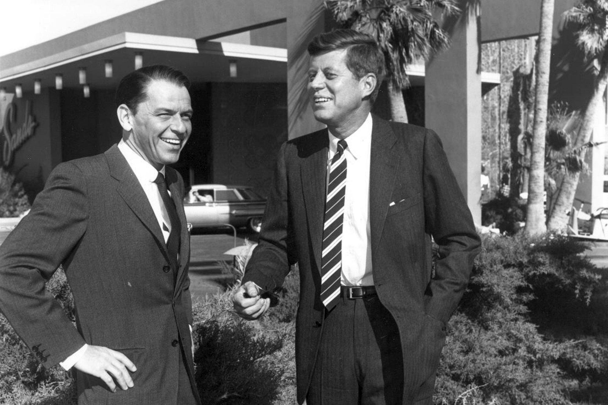 Frank Sinatra e JFK