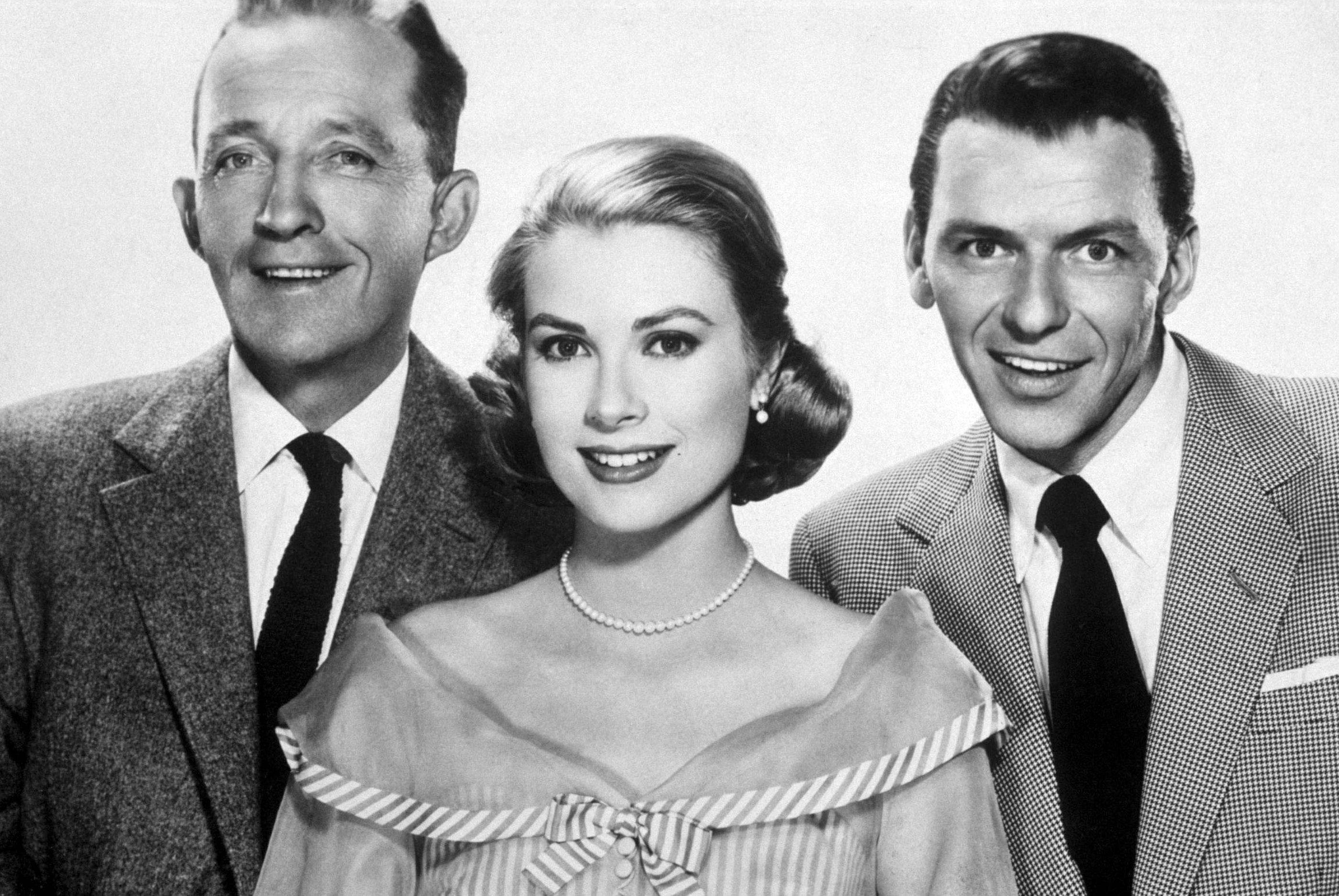 Alta società: Frank Sinatra, Bing Crosby e Grace Kelly