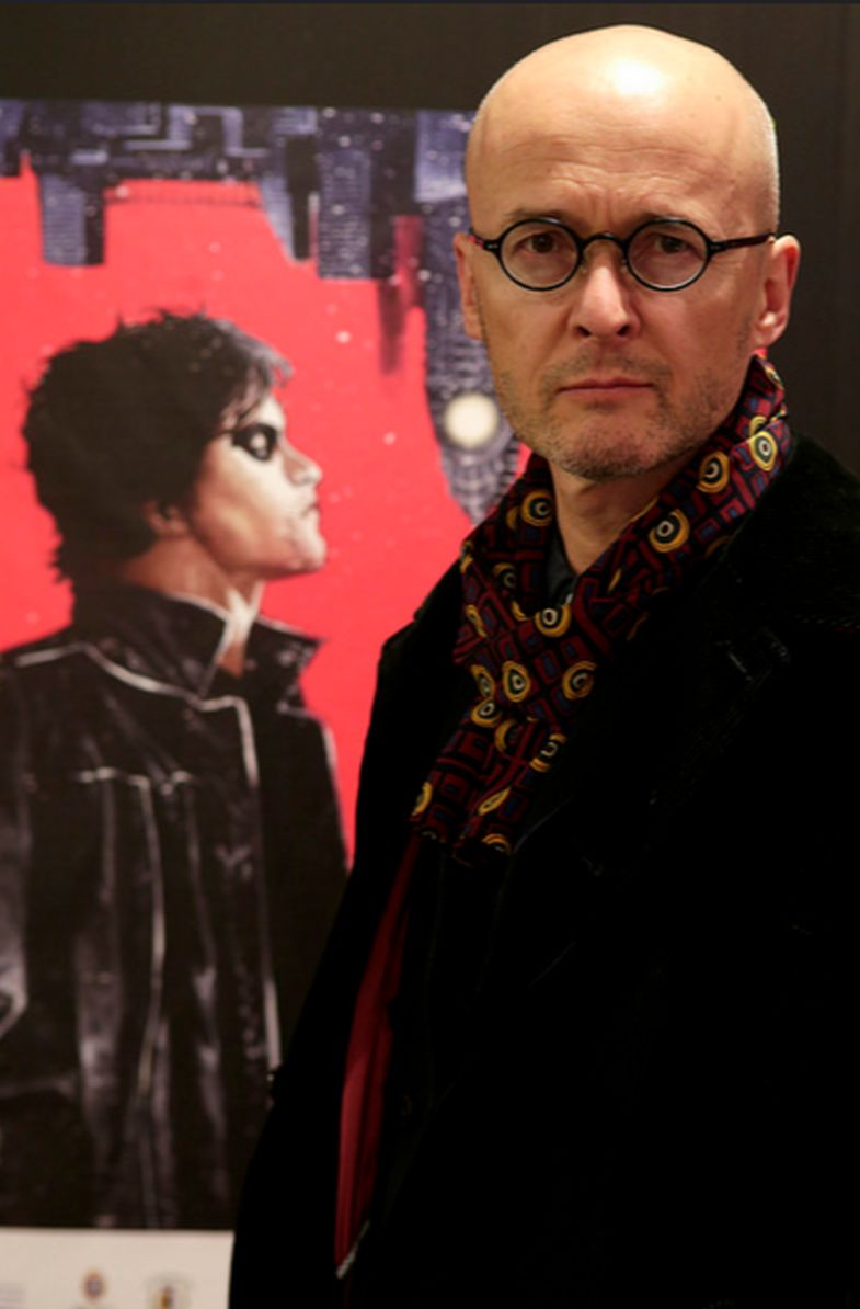 Courmayeur 2015: una foto di Simon Pummell, regista di Brand New-Y