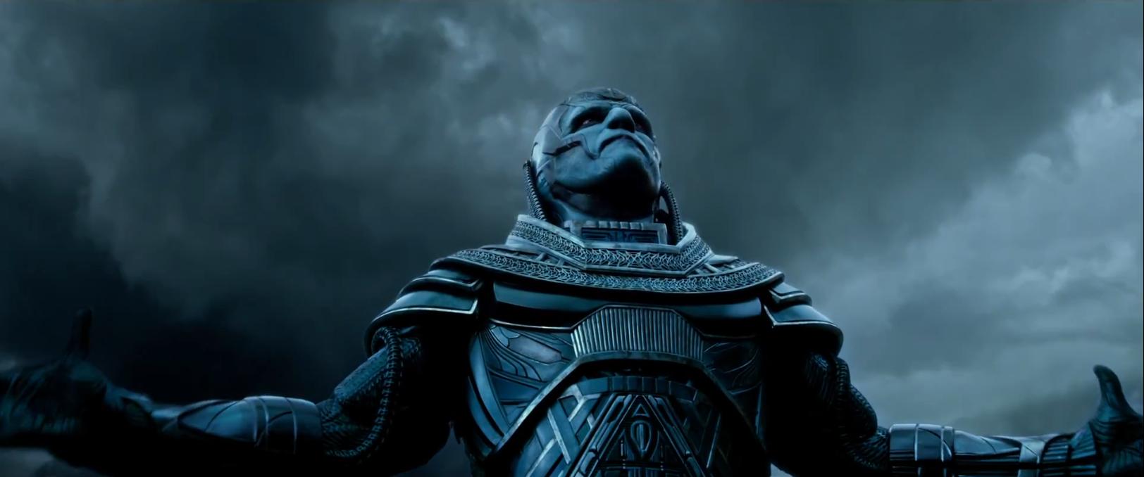 X-Men: Apocalypse: un'immagine potente del primo trailer del film