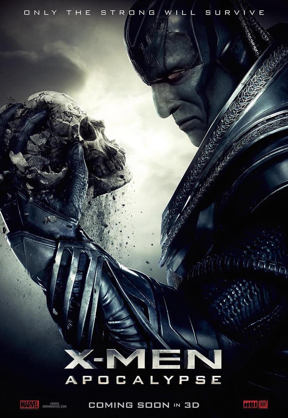 X-Men: Apocalypse - Un nuovo poster ufficiale del film