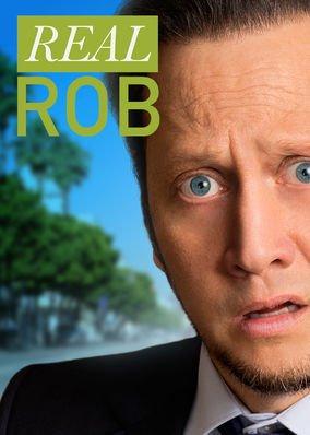Real Rob: la locandina della serie