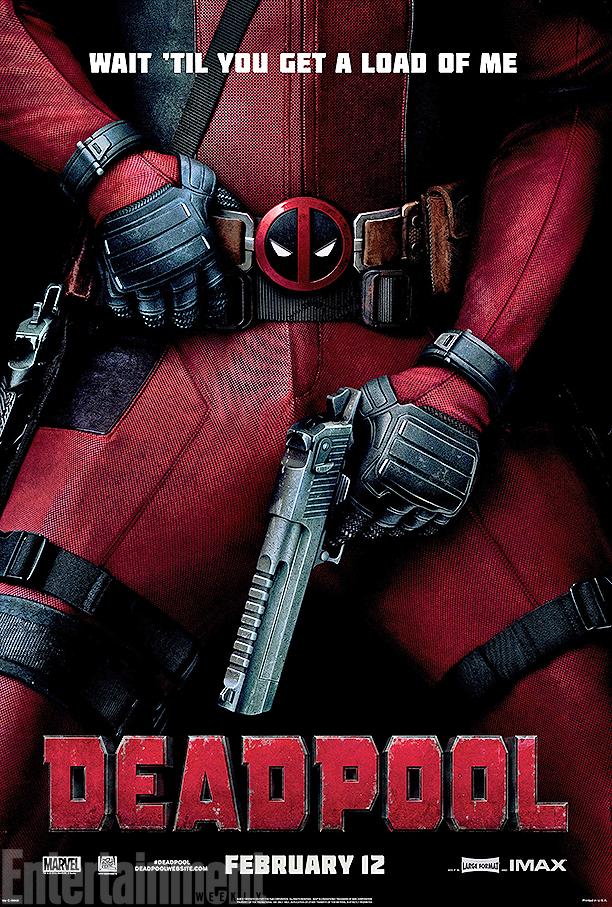 Deadpool: un nuovo poster del film