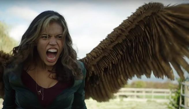 Arrow: l'attrice Ciara Renée è Hawkgirl in Legends of Yesterday