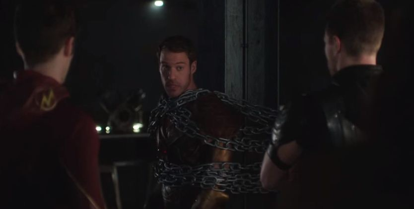 The Flash: Falk Hentschel è Hawkman in Legends of Today
