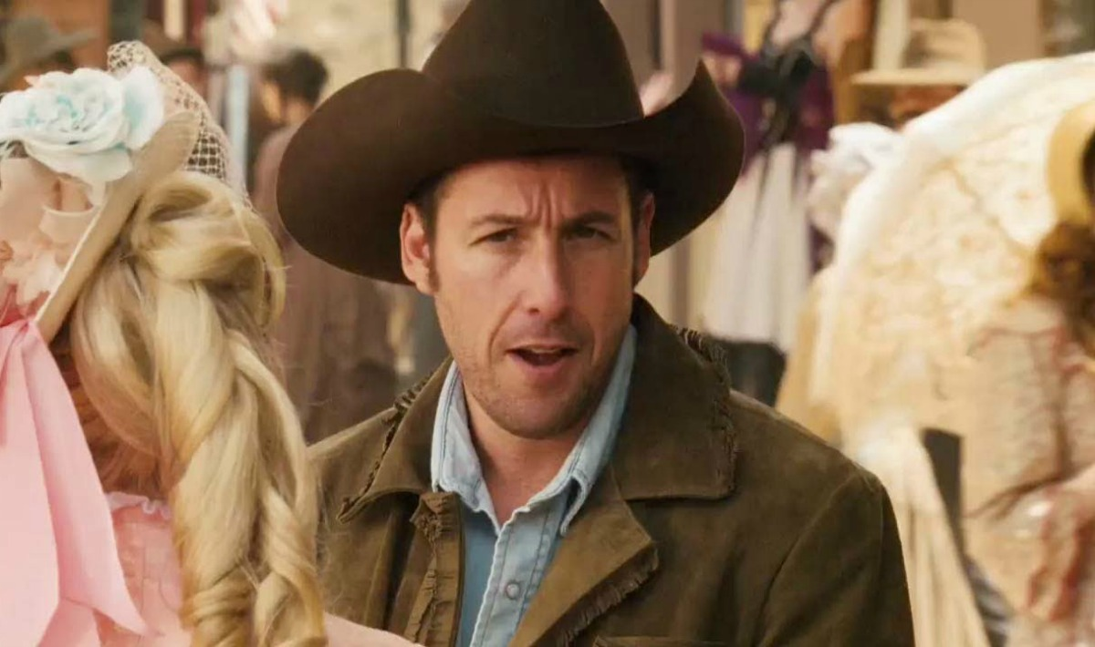The Ridiculous 6: Adam Sandler nel film Netflix