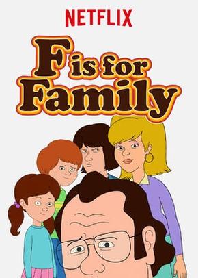 F is for Family: la locandina della serie