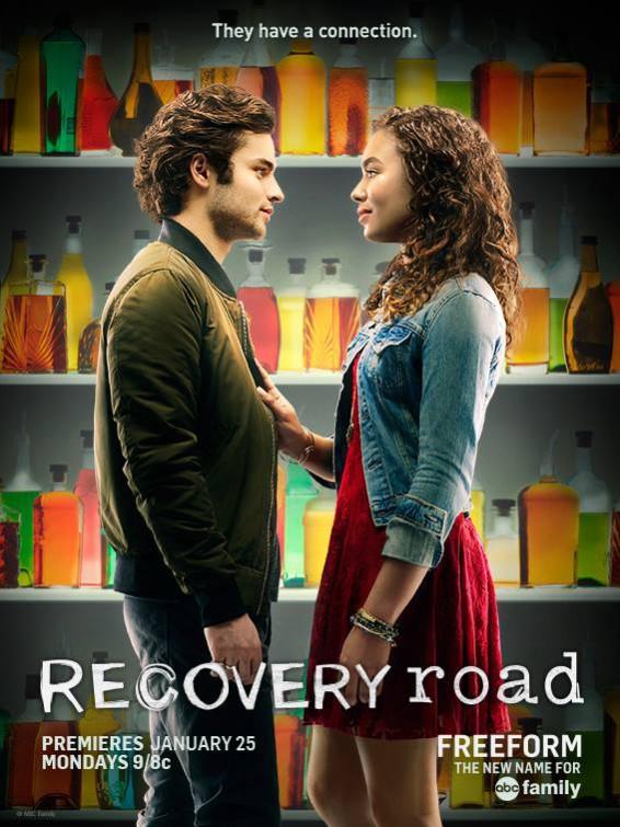 Recovery Road: la locandina della serie