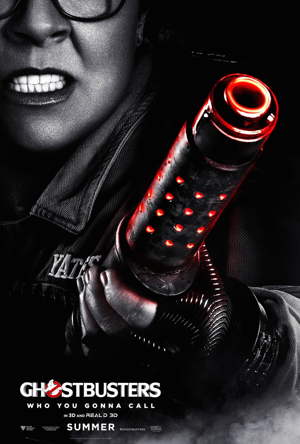Ghostbusters: il character poster di Melissa McCarthy