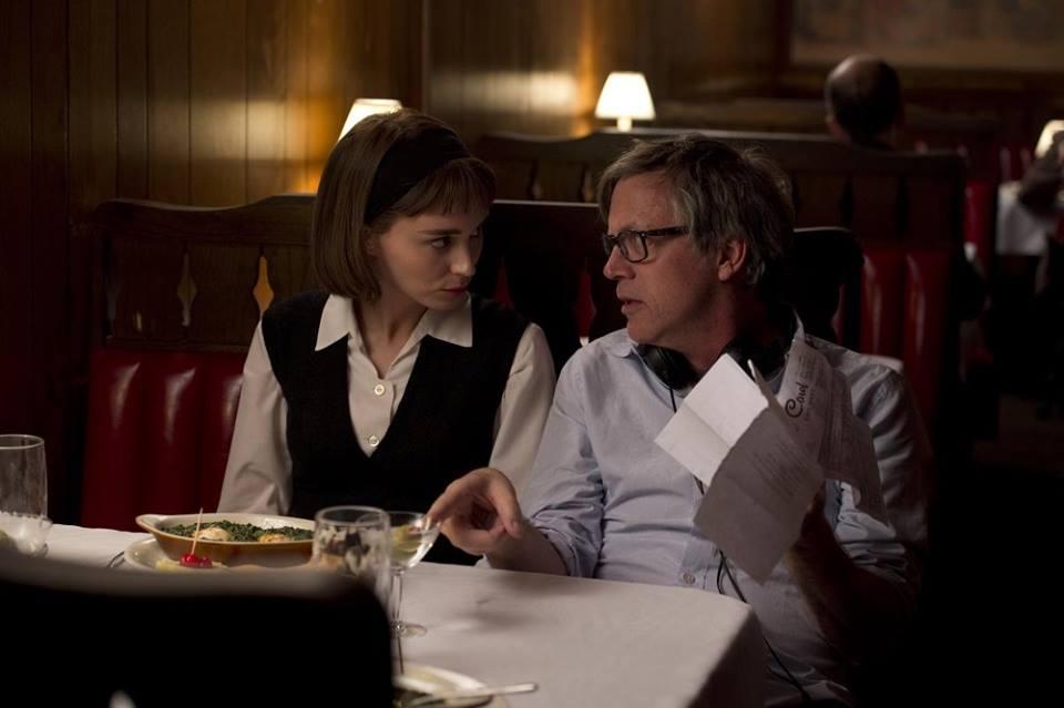 Carol: Todd Haynes e Rooney Mara a colloquio sul set