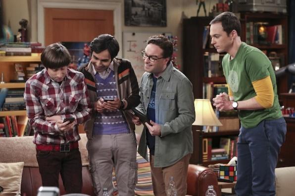 The Big Bang Theory: i portagonisti cercano di comprare i biglietti di Star Wars: Il Risveglio della Forza in The Opening Night Excitation