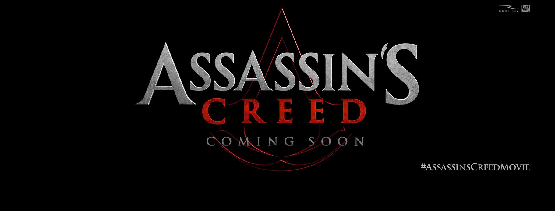 Assassin's Creed: il banner del film