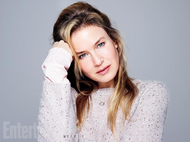 Bridget Jones's Baby: Renée Zellweger in una foto promozionale