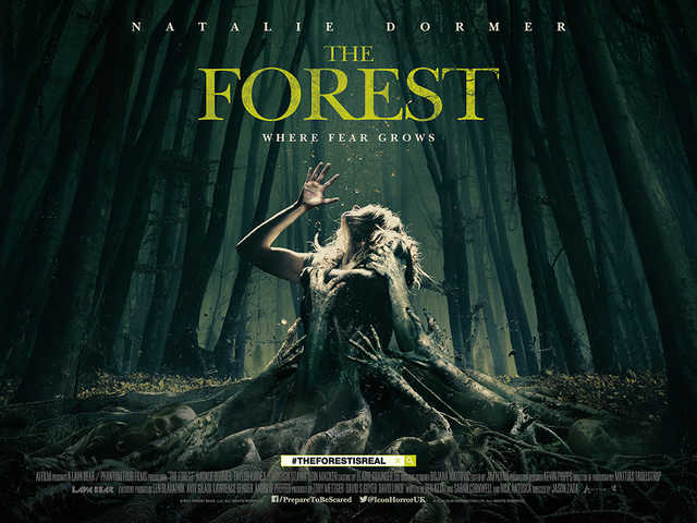 The Forest: un nuovo poster del film