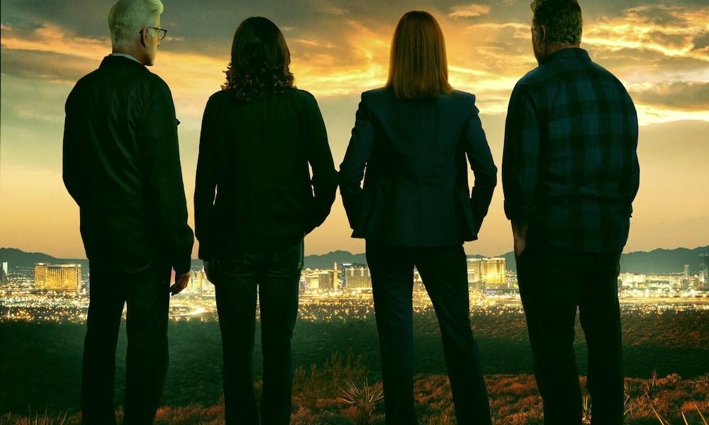 CSI: Scena del crimine - Una foto promozionale della puntata intitolata Immortality