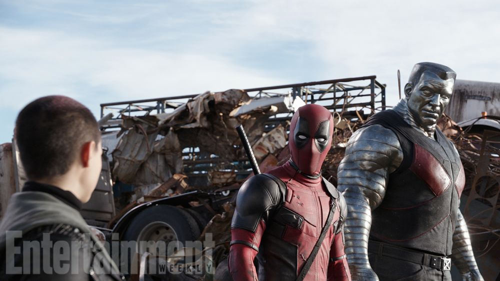 Deadpool: Deadpool e Colossus