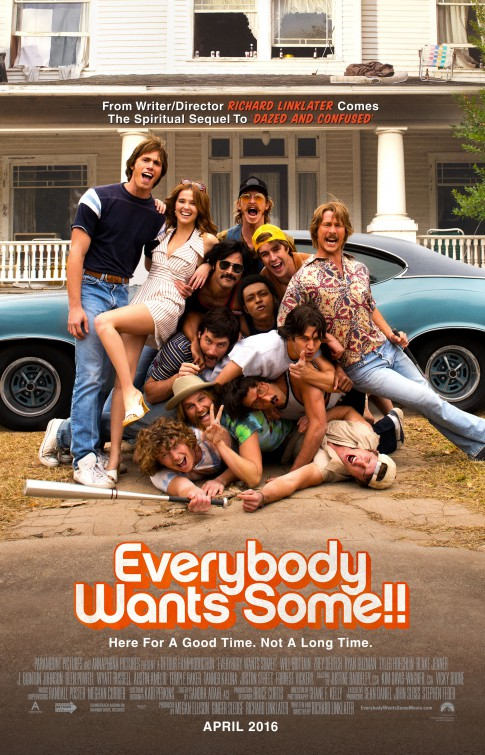 Everybody Wants Some: la nuova locandina del film