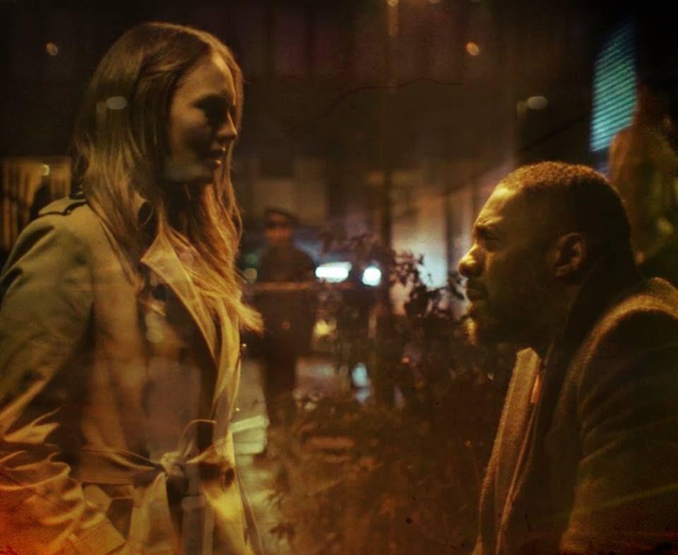 Luther: Idris Elba e Laura Haddock a confronto