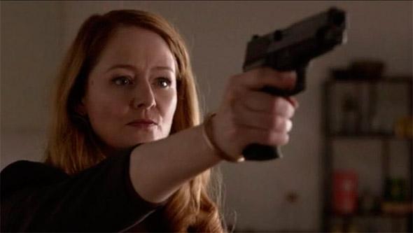 Homeland: l'attrice Miranda Otto nell'episodio A False Glimmer