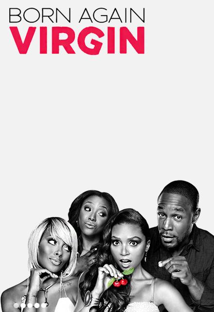 Born Again Virgin: la locandina della serie