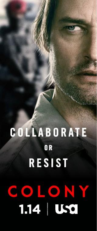Colony: un manifesto per la serie